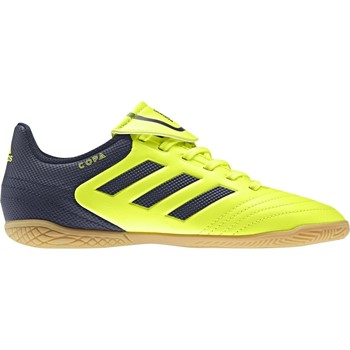 Zapatos Niño Fútbol adidas Originals COPA 17.4 IN J AMARILLO