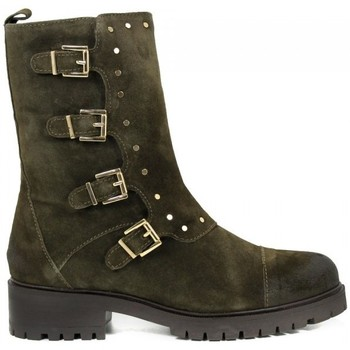 Zapatos Mujer Botines Alpeactive 3464 Forest