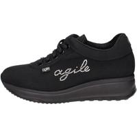 Zapatos Mujer Zapatillas bajas Agile By Ruco Line 1315-2 Negro