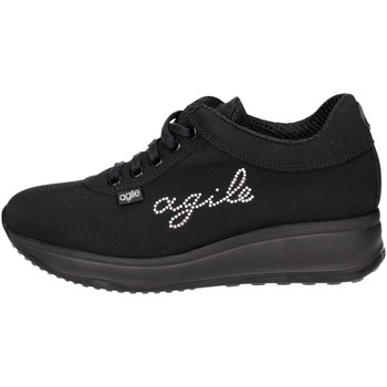 Zapatos Mujer Zapatillas bajas Agile By Ruco Line Agile By Rucoline  1315-2 Zapatillas De Deporte Bajas Mujer Negr Negro