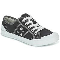 Zapatos Mujer Zapatillas bajas TBS OPIACE Negro