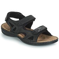 Zapatos Hombre Sandalias TBS BERRIC Negro