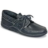 Zapatos Hombre Zapatos náuticos TBS GONIOX Marino