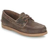 Zapatos Hombre Zapatos náuticos TBS PHENIS Marrón