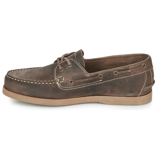 Zapatos especiales para hombres y mujeres TBS PHENIS Marrón