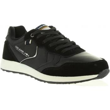Zapatos Hombre Zapatillas bajas Lois Jeans 84570 Negro