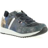 Zapatos Mujer Zapatillas bajas Lois Jeans 83849 Azul