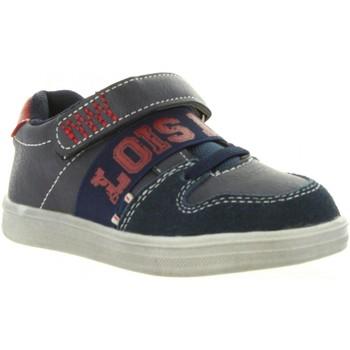Zapatos Hombre Zapatillas bajas Lois Jeans 46001 Azul