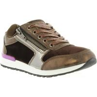 Zapatos Mujer Zapatillas bajas Lois Jeans 83848 Marrón