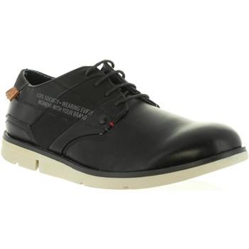 Zapatos Hombre Zapatillas bajas Lois Jeans 84521 Negro