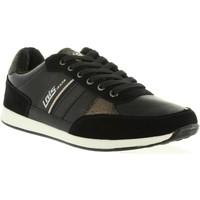 Zapatos Hombre Zapatillas bajas Lois Jeans 84567 Negro