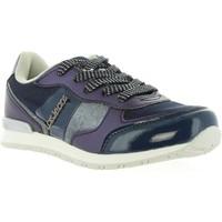 Zapatos Niña Zapatillas bajas Lois Jeans 83847 Azul