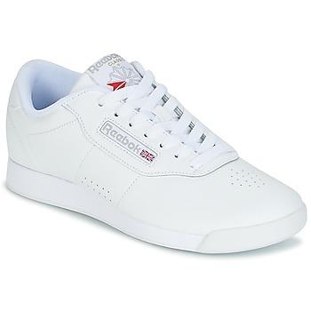 Zapatos Mujer Zapatillas bajas Reebok Classic PRINCESS Blanco