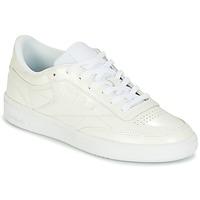 Zapatos Mujer Zapatillas bajas Reebok Classic CLUB C 85 PATENT Blanco