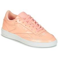 Zapatos Mujer Zapatillas bajas Reebok Classic CLUB C 85 PATENT Rosa