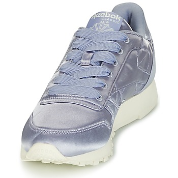 Reebok Classic CLASSIC LEATHER SATIN Violeta - Envío gratis |  - Zapatos Deportivas bajas Mujer 7996