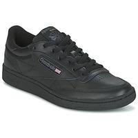 Zapatos Zapatillas bajas Reebok Classic CLUB C 85 Negro