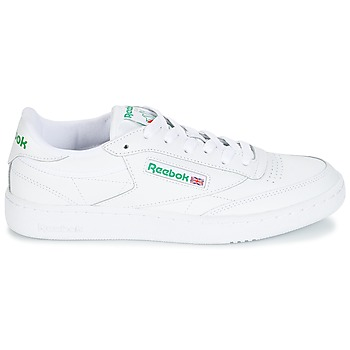 Reebok Classic CLUB C 85 Blanco / Verde