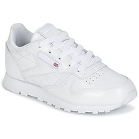Zapatos Niña Zapatillas bajas Reebok Classic CLASSIC LEATHER PATENT Blanco