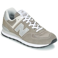Zapatos Hombre Zapatillas bajas New Balance ML574 Gris