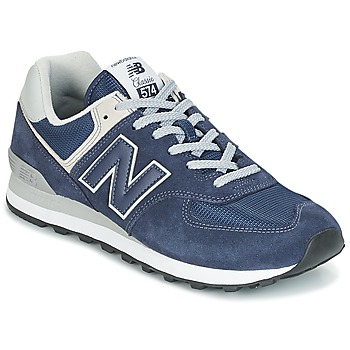 Zapatos Hombre Zapatillas bajas New Balance ML574 Azul