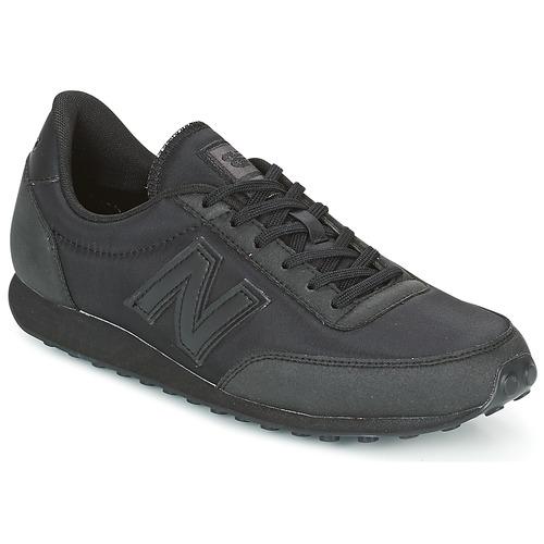 Zapatos especiales para hombres y mujeres New Balance U410 Negro
