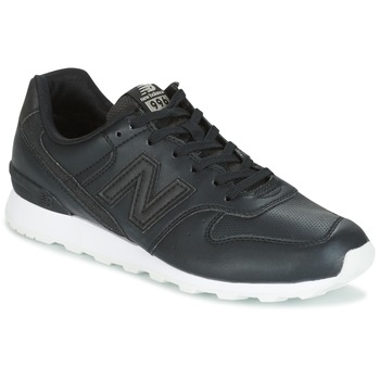 Zapatos Mujer Zapatillas bajas New Balance WR996 Negro