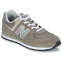Zapatos Niños Zapatillas bajas New Balance 574 Gris