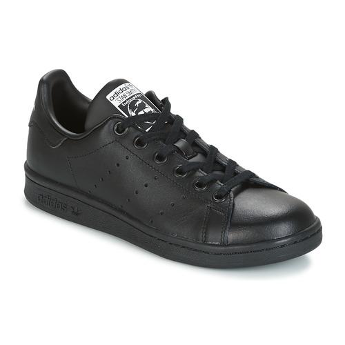 Adidas Originals STAN SMITH J Negro 3rw71tc0