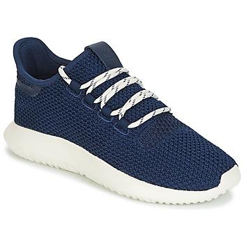 Zapatos Niños Zapatillas bajas adidas Originals TUBULAR SHADOW J Azul