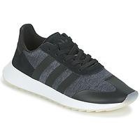 Zapatos Mujer Zapatillas bajas adidas Originals FLB RUNNER W Negro