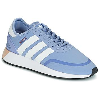 Zapatos Mujer Zapatillas bajas adidas Originals INIKI RUNNER CLS W Azul