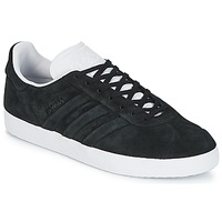 Zapatos Zapatillas bajas adidas Originals GAZELLE STITCH AND Negro