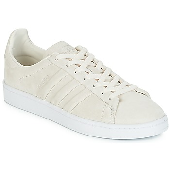 Zapatos Zapatillas bajas adidas Originals CAMPUS STITCH AND T Blanco / Tiza
