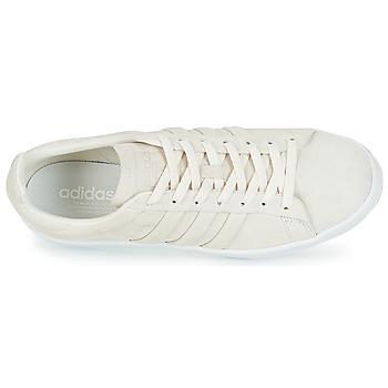 adidas Originals CAMPUS STITCH AND T Blanco / Tiza