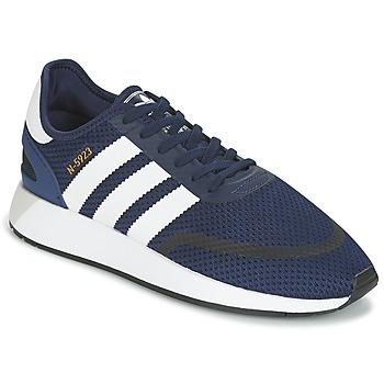 Zapatos Zapatillas bajas adidas Originals INIKI RUNNER CLS Marino