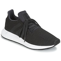 Zapatos Zapatillas bajas adidas Originals SWIFT RUN Negro
