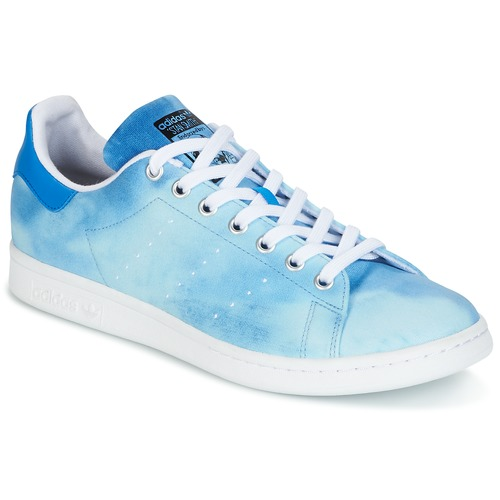 Zapatos especiales para hombres y mujeres adidas Originals STAN SMITH PHARRELL WILLIAMS Azul
