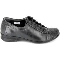 Zapatos Mujer Zapatillas bajas Boissy Sneakers 7510 Noir Negro