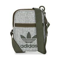 Bolsos Bolso pequeño / Cartera adidas Originals FESTIVAL BAG Gris / Negro