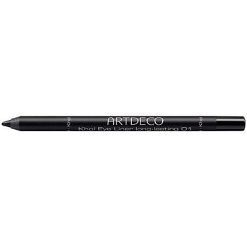 Belleza Mujer Lápiz de ojos Artdeco Khol Eye Liner Long-lasting 01-black 1,2 Gr 1,2 g