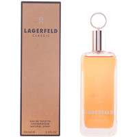 Belleza Mujer Agua de Colonia Lagerfeld Classic Edt Vaporizador  100 ml