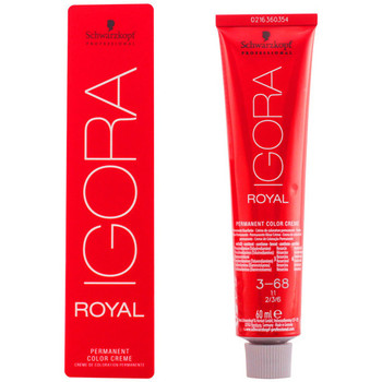 Belleza Mujer Coloración Schwarzkopf Igora Royal 3-68  60 ml