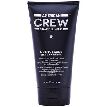 Belleza Hombre Cuidado de la barba American Crew Moisturizing Shave Cream  150 ml