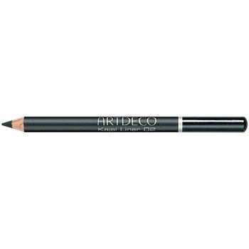 Belleza Mujer Lápiz de ojos Artdeco Kajal Liner 02-black 1,1 Gr 1,1 g