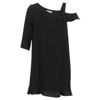 textil Mujer vestidos cortos Betty London INITTE Negro