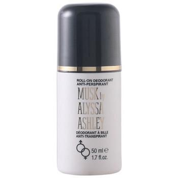 Belleza Mujer Desodorantes Alyssa Ashley Musk Deo Roll-on  50 ml