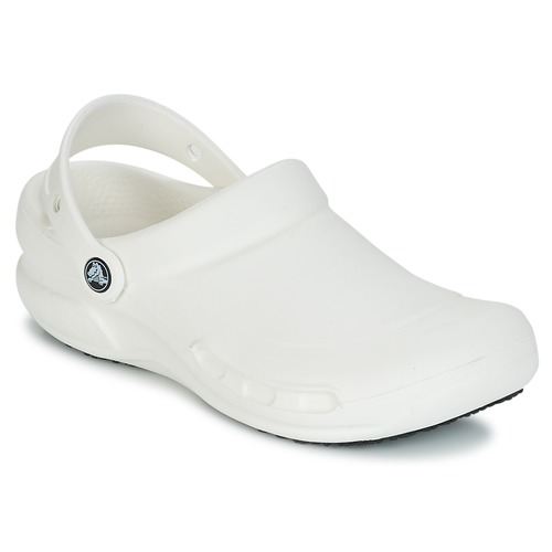 Zapatos Zuecos (Clogs) Crocs BISTRO Blanco
