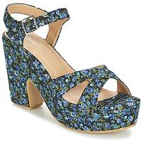 Zapatos Mujer Sandalias Moony Mood INADA Azul