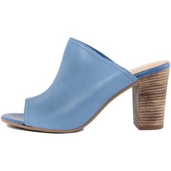 Zapatos Mujer Zuecos (Mules) Mariella  Blu